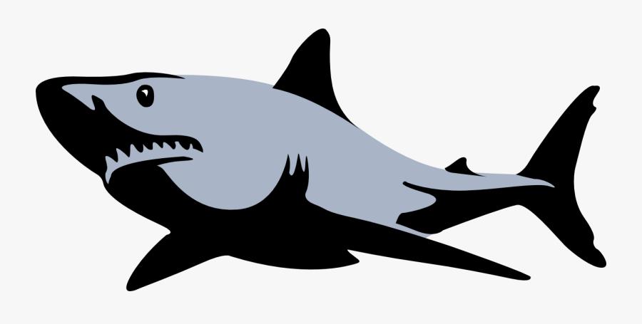 Clip Art Shark Stock Photo Illustration - Shark Clipart Free, Transparent Clipart