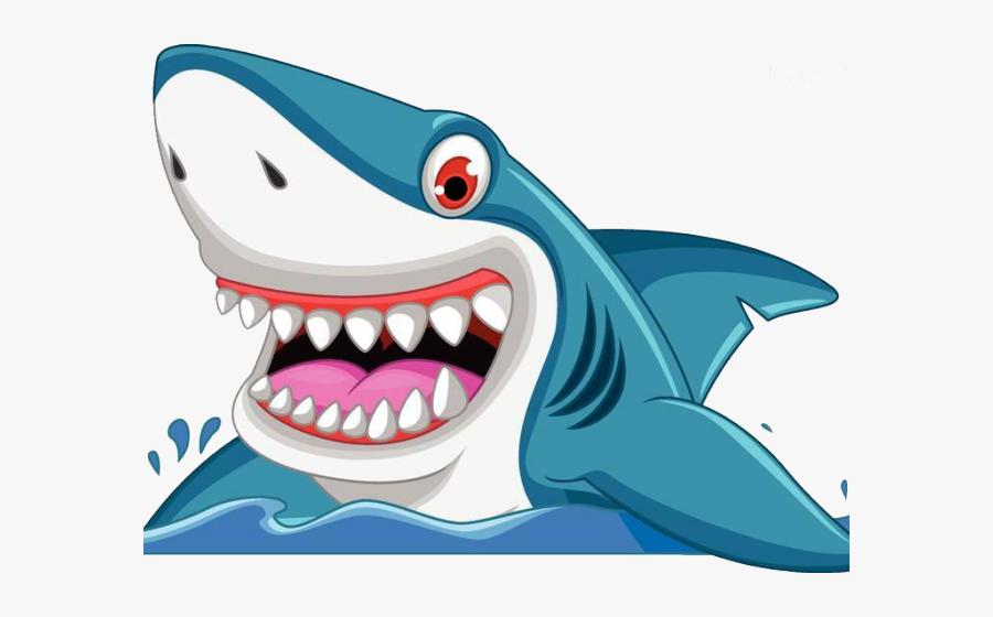 Drawn Grape Shark - Offline Sharks Logo, Transparent Clipart