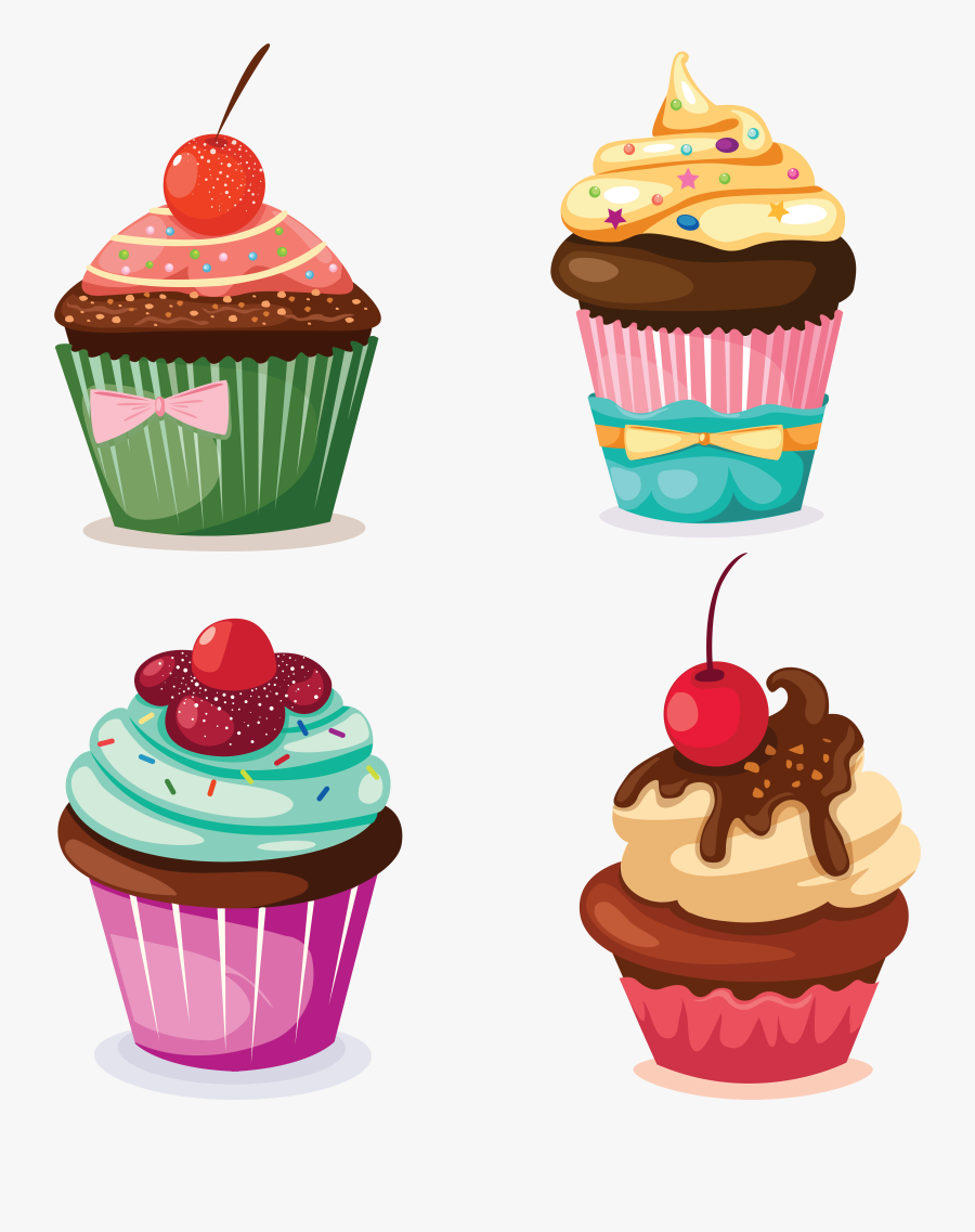 Happy Birthday Wallpaper Mobile Clipart , Png Download - Happy Birthday Cupcake Png, Transparent Clipart