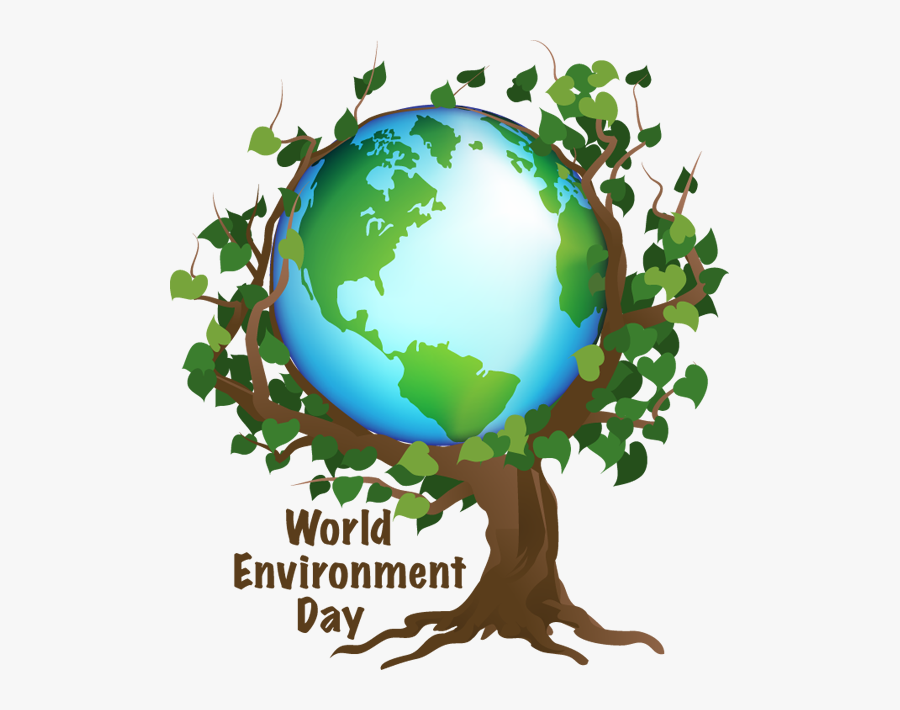 Become Aware Of The - 5th June World Environment Day, Transparent Clipart