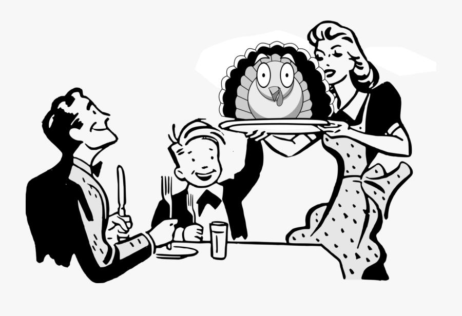 Dinner Will Be Served Clip Art