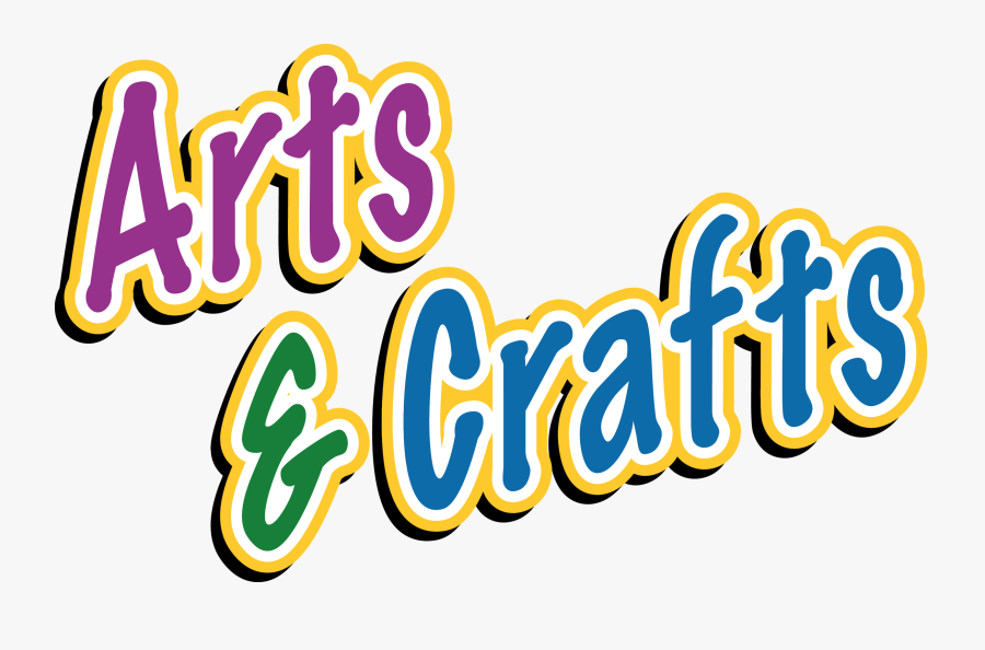 Free Art And Craft Clipart Art And Craft Words Free Transparent Clipart Clipartkey