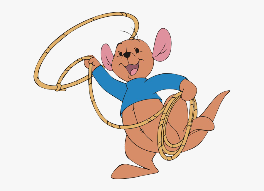 Pooh Bear And Friends - Winnie The Pooh Roo Png, Transparent Clipart