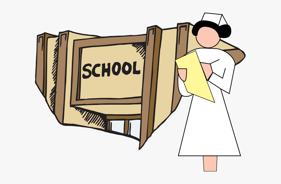 College Career Clipart Transcript Free Cliparts Transparent - Nursing School Clipart, Transparent Clipart