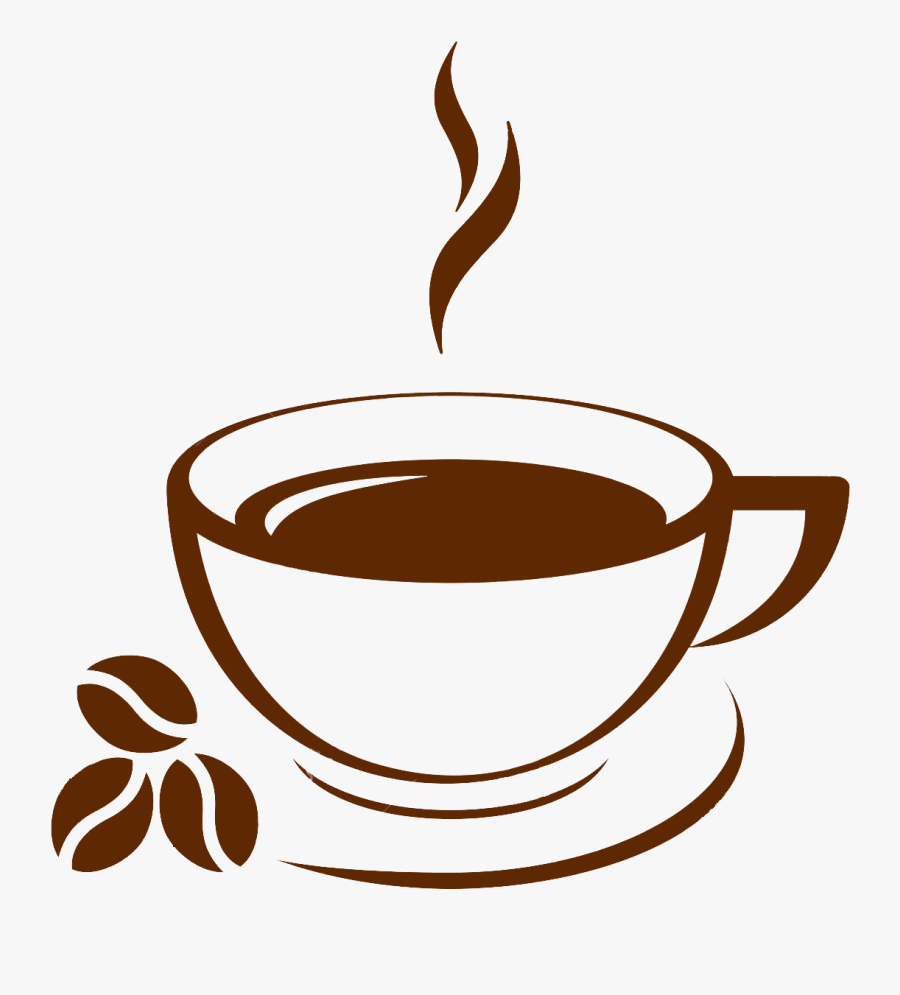 Coffee Steam Png - Clip Art Coffee Cup, Transparent Clipart