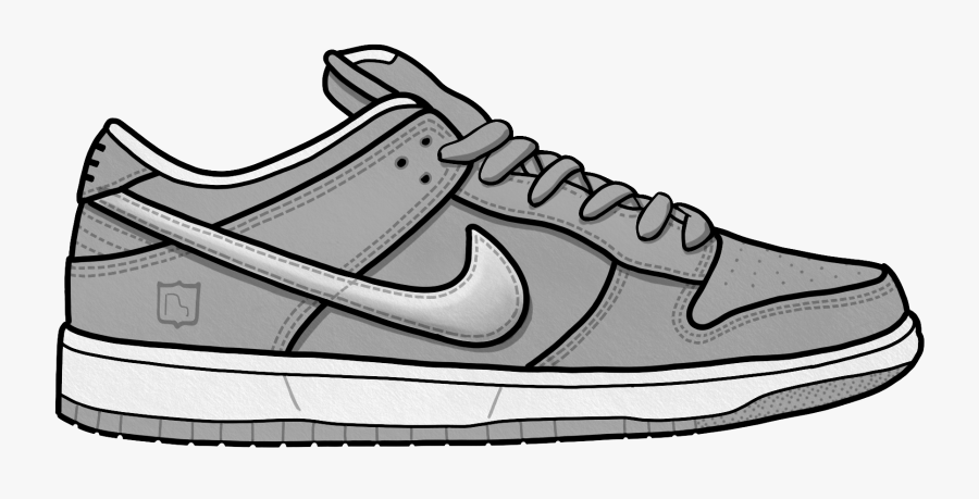 Most Iconic Nike Sbs - Sneakers, Transparent Clipart