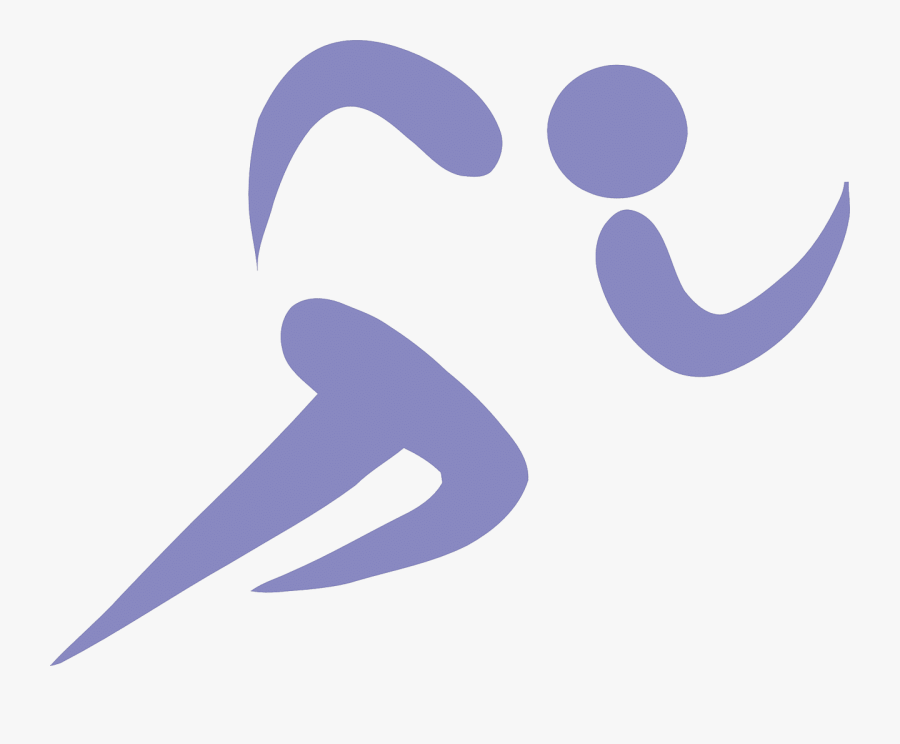 Cliparts Career Fields 12, Buy Clip Art - Olympic Runner Logo, Transparent Clipart