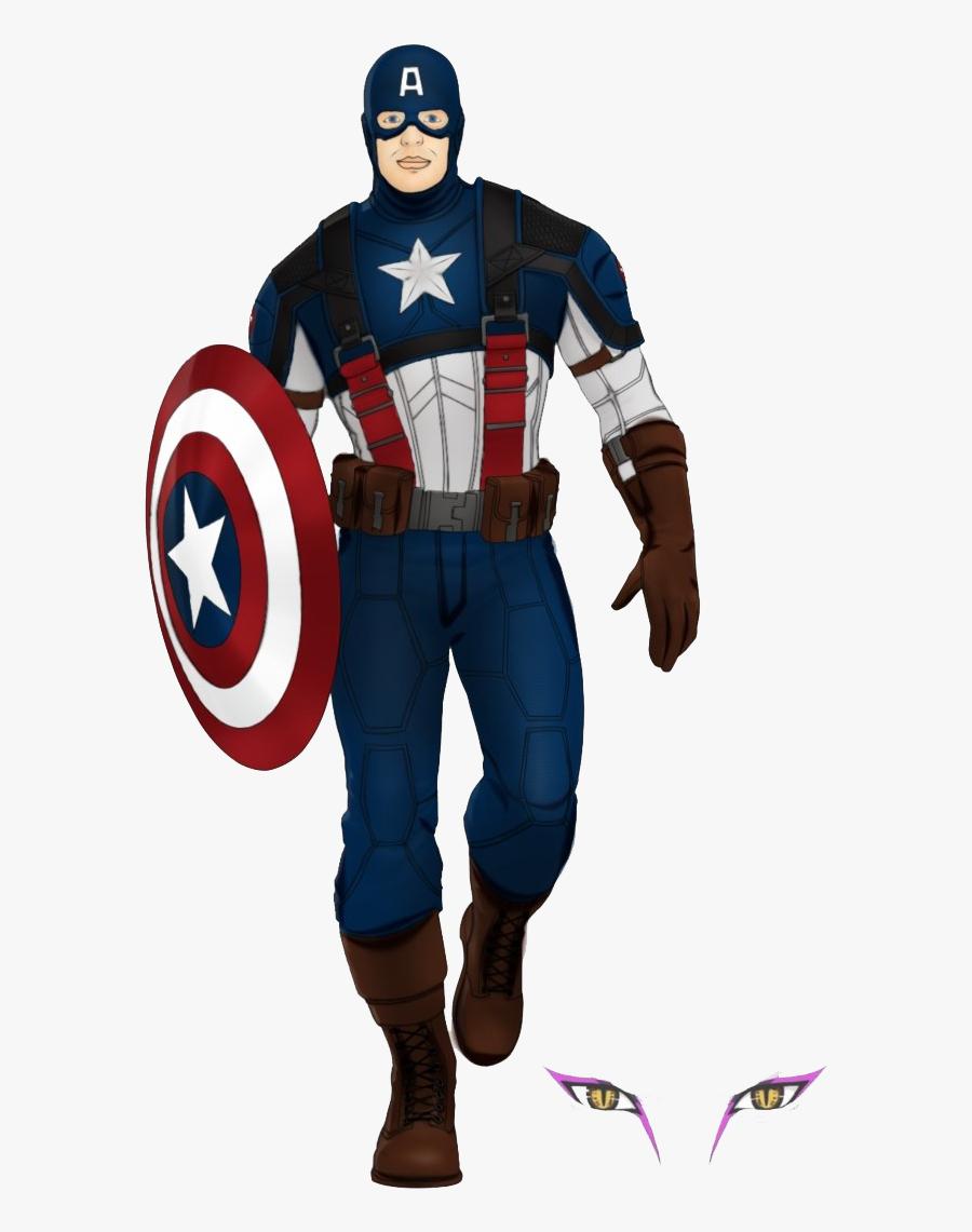 Captain America The First Avenger, Transparent Clipart