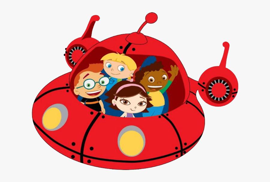 Cartoon Characters Little Einsteins Png Halloween Clip - Little Einsteins Png, Transparent Clipart