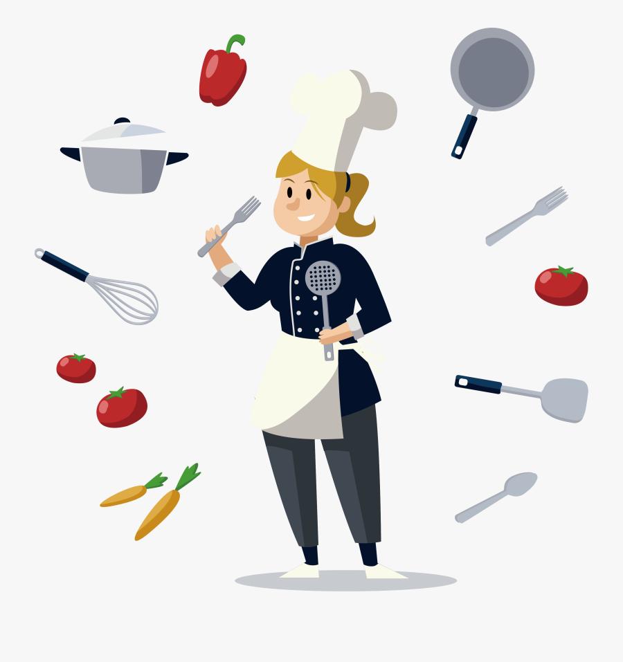 Soya Sauce Clipart Patis - Herramientas De Una Chef, Transparent Clipart