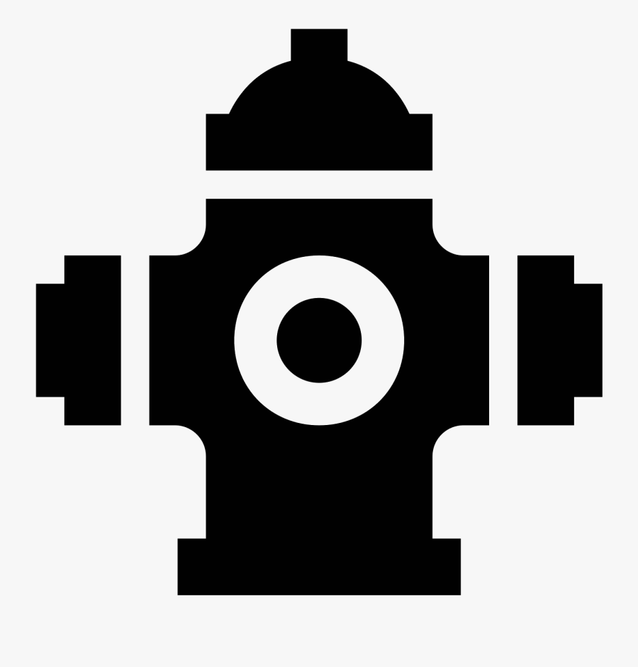 Fire Hydrant Icon - Fire Hydrant, Transparent Clipart