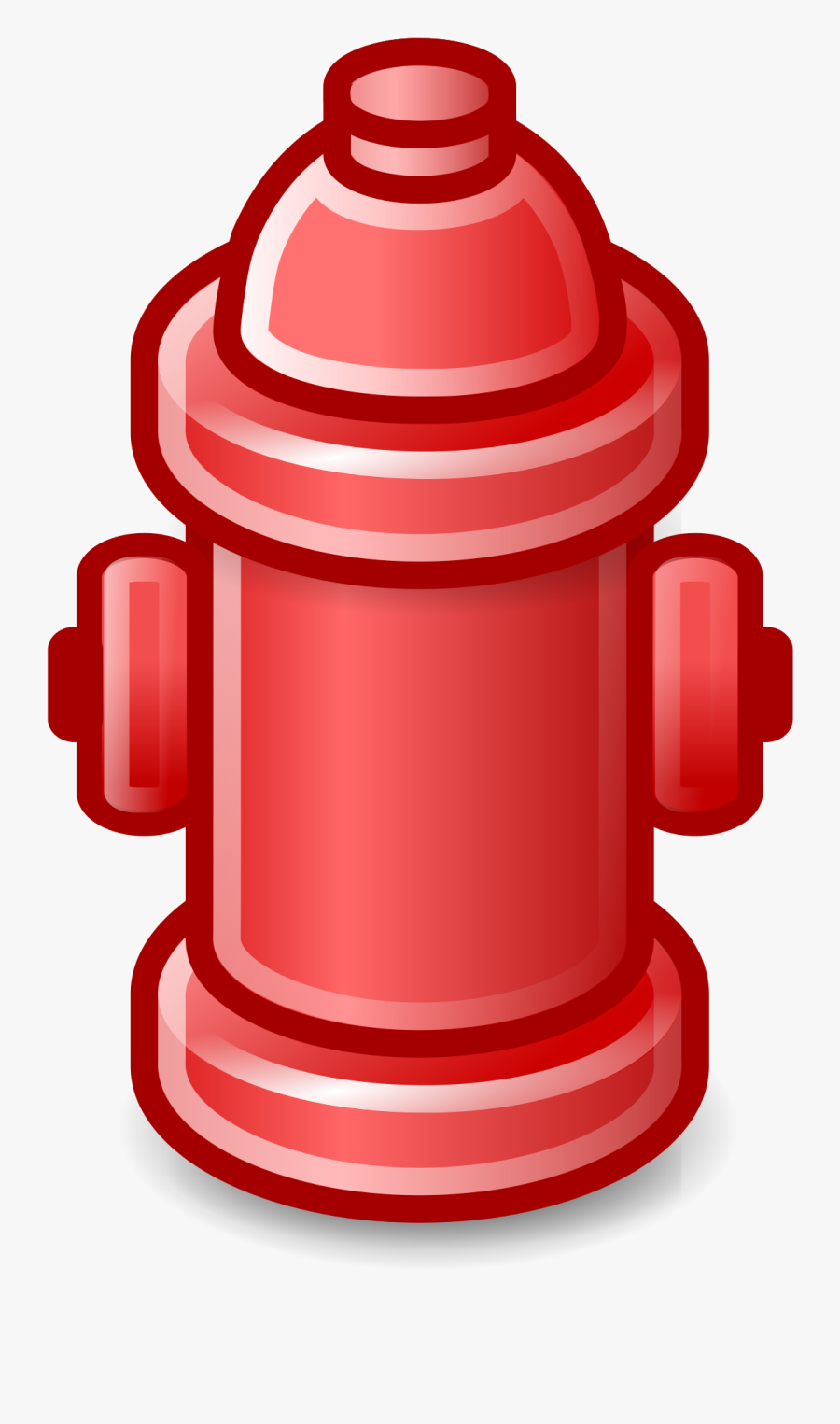 Hydrant Icon - Transparent Fire Hydrant Png, Transparent Clipart
