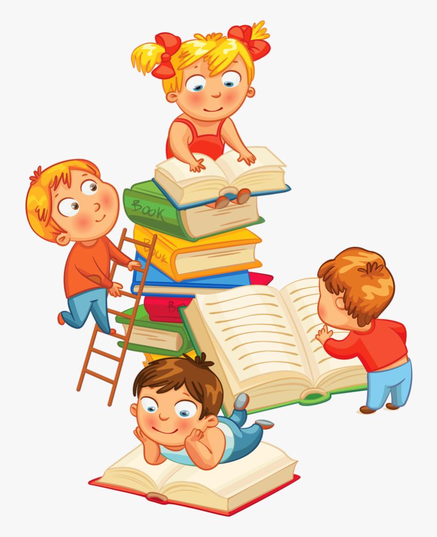Фото, Автор Soloveika На Яндекс - Reading Book Cartoon Png, Transparent Clipart
