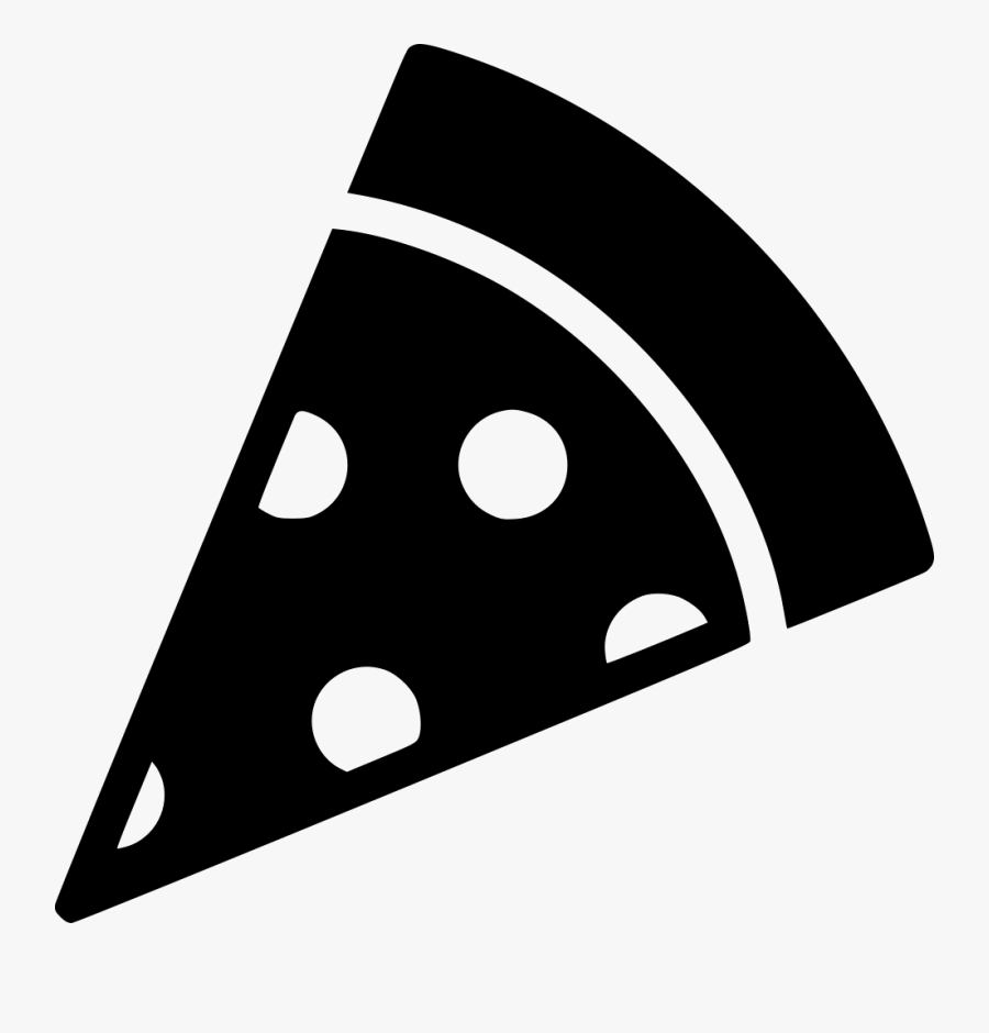 Transparent Pizza Clipart - Pizza Slice Art Png, Transparent Clipart