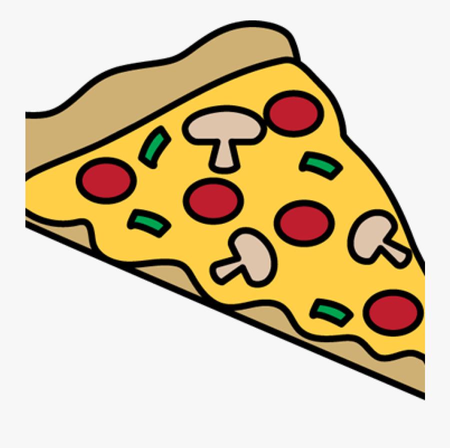 Pizza Clipart Slice Of Pizza Clipart New Slice Clipart - Clip Art Pizza Slice, Transparent Clipart