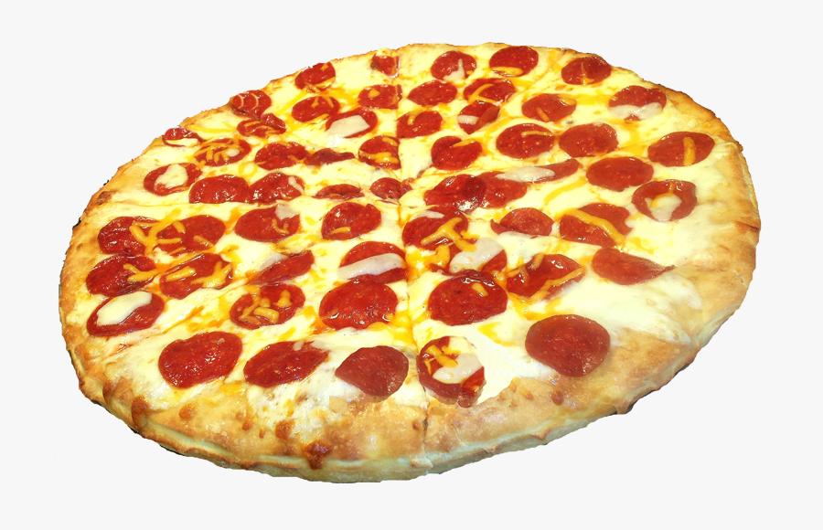 Pepperoni Pizza Transparent Png, Transparent Clipart