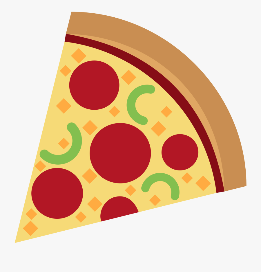 Pizza Sanbornton Public Library Pizza Clip Art Free - Pizza Slice Clipart Png, Transparent Clipart