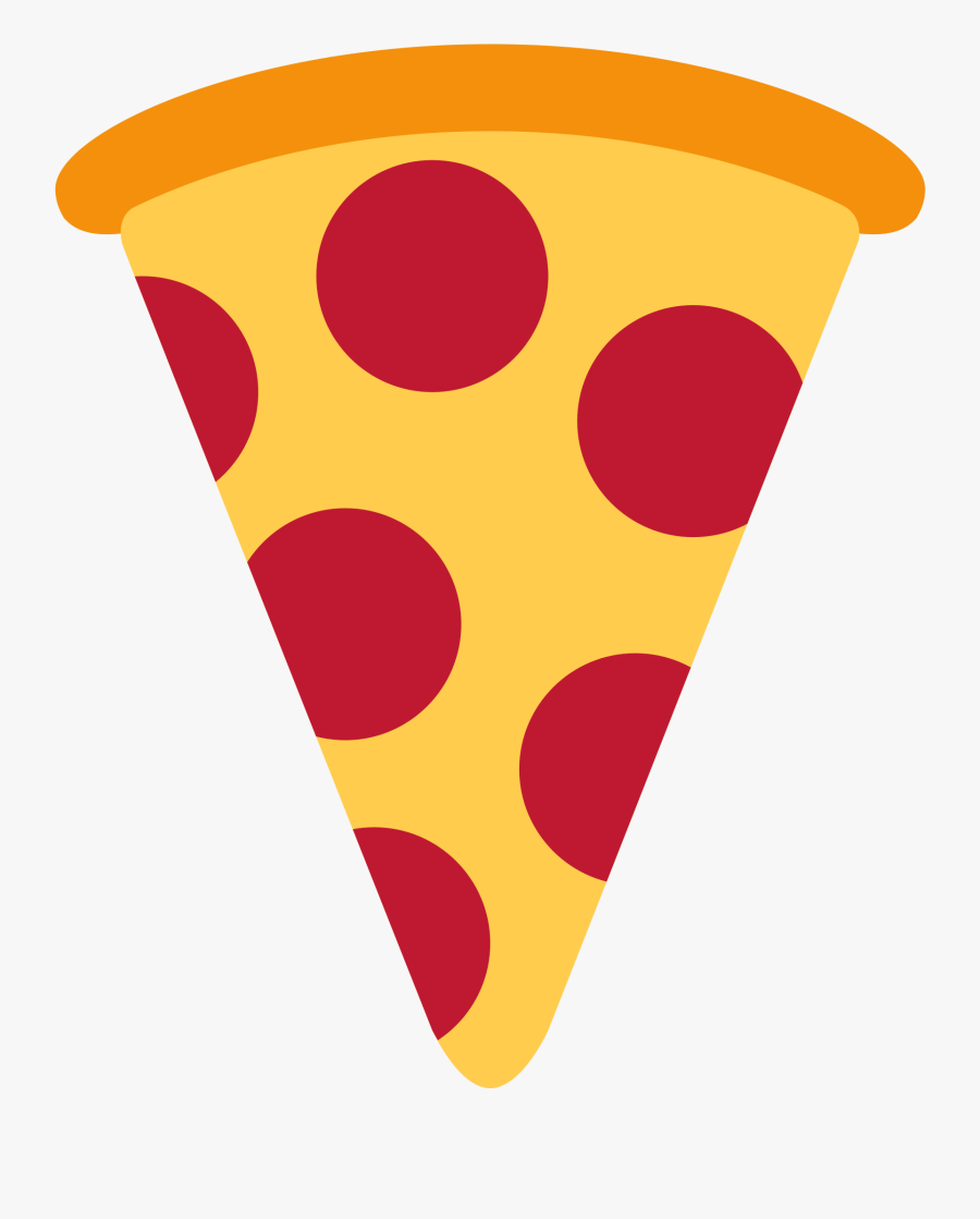File - Twemoji 1f355 - Svg - Pizza Slice Clipart Png - Pizza Slice Clipart Png, Transparent Clipart