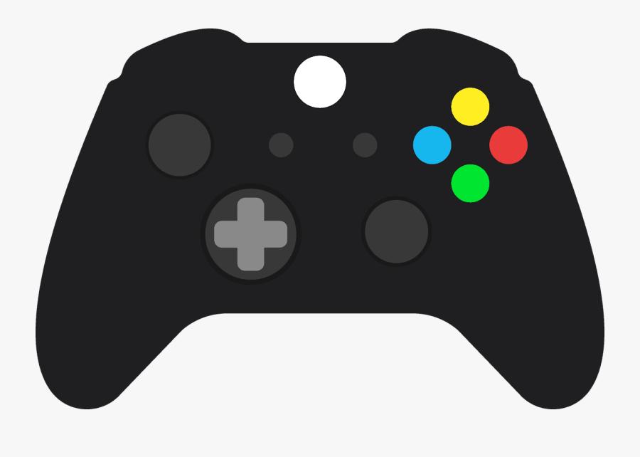 Game Controllers Xbox 360 Controller Clip Art Video - Clip ...