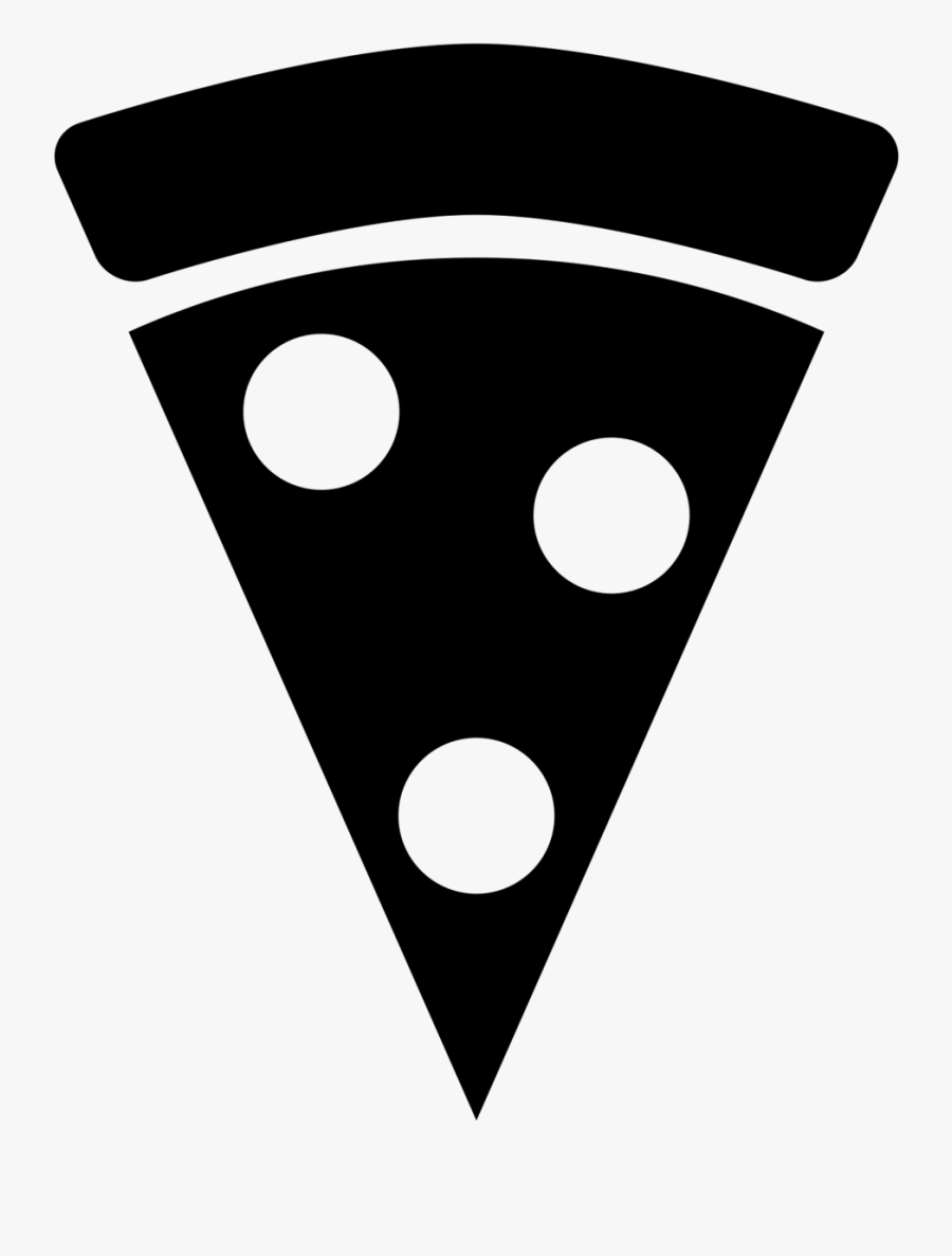 Slice Of Pizza Icon Clipart , Png Download - Slice Of Pizza Icon, Transparent Clipart