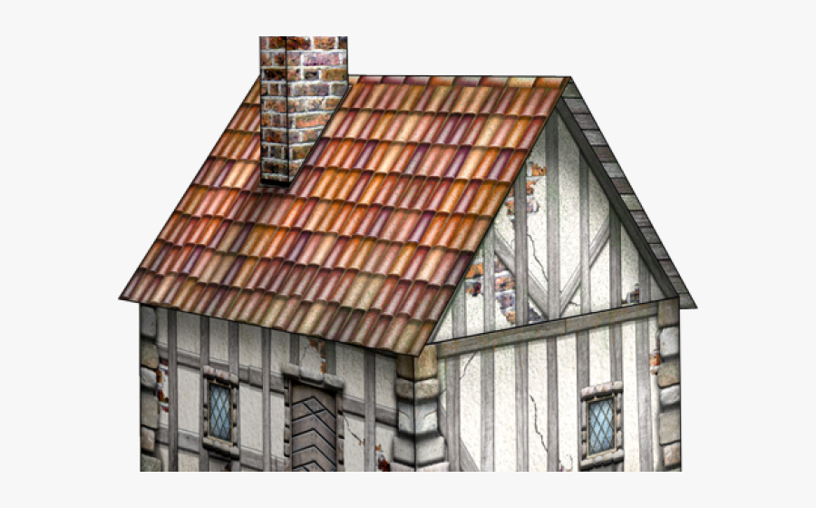 Cabin With Transparent Background, Transparent Clipart