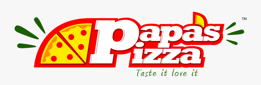 "Papa""s Pizza Ghana Clipart , Png Download - Papa's Pizza Logo Png, Transparent Clipart"