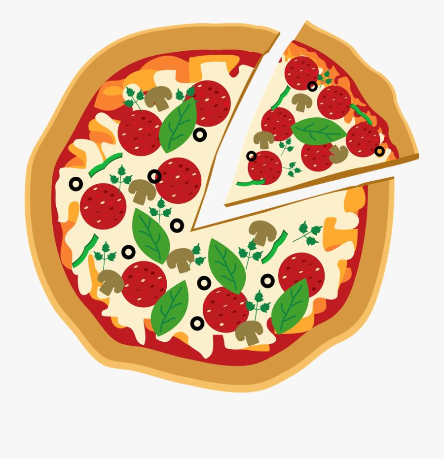 Clipart Pizza Clipart Clipart Pizza Free Transparent Clipart Clipartkey