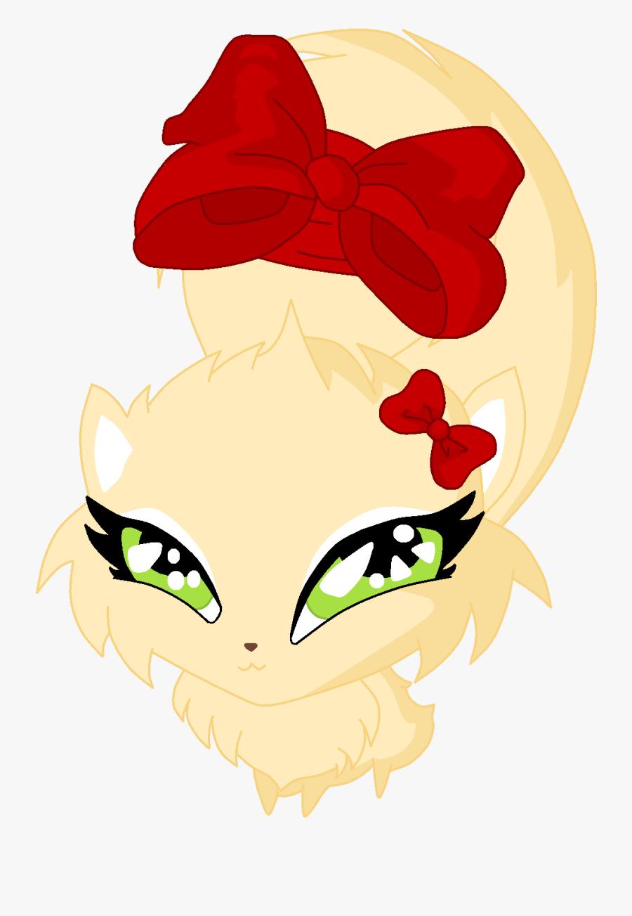 Cm Creme Kokoah S Pixie Pet By Loveonelost-d46jrzp - Winx Club Pixie Pets, Transparent Clipart