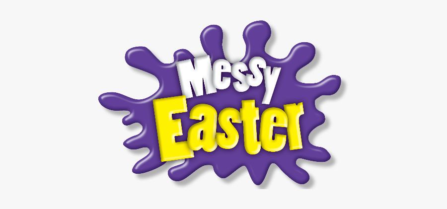Easter Clipart Good Friday - Good Friday Messy Church, Transparent Clipart