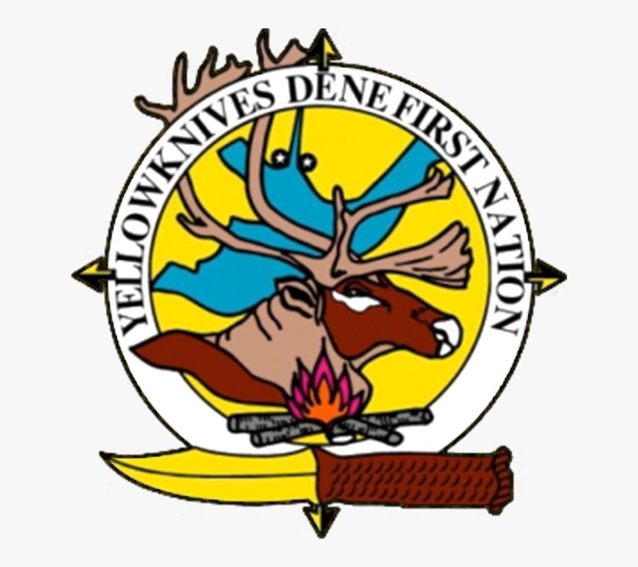 Yellowknife Dene First Nation Logo, Transparent Clipart