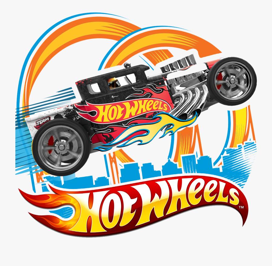 Vehicle,monster Art,rim,racing - Car Hot Wheels Logo, Transparent Clipart