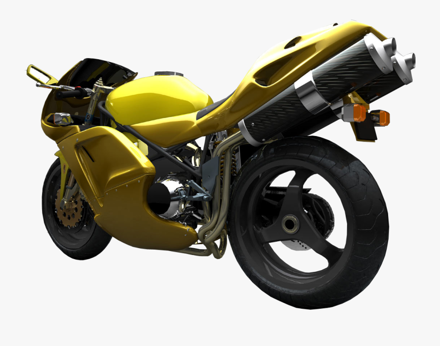 Download Motorcycle Clipart Png Photo - Midnight Club 2 Bikes, Transparent Clipart