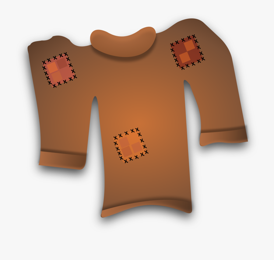 Thumb Image - Worn Out Clothes Clipart, Transparent Clipart