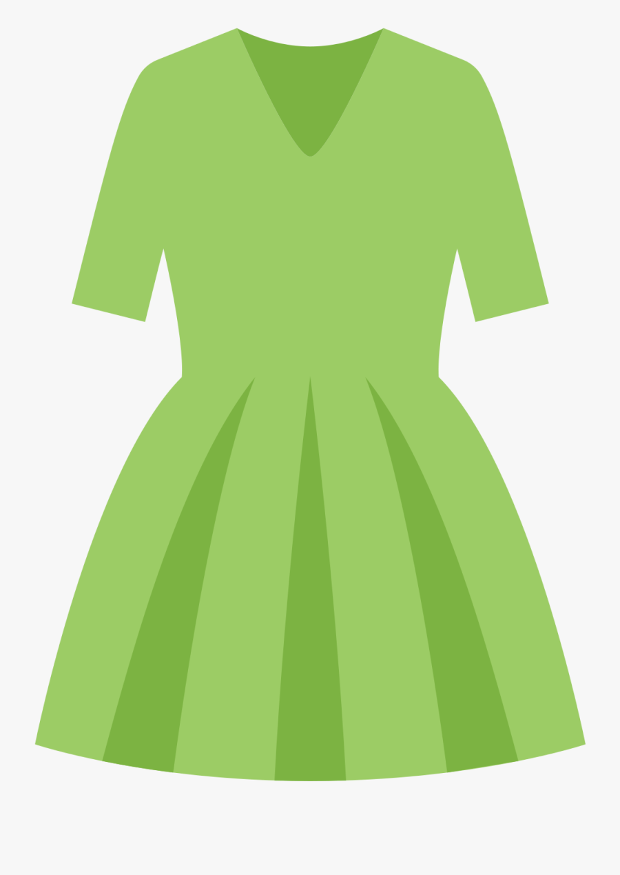Portable Icons Dress Computer Transparency Graphics - Clothes Clipart Transparent, Transparent Clipart