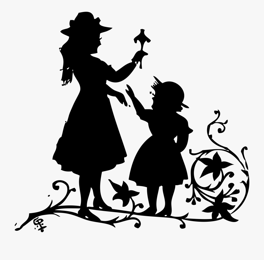 Mom And Me Png, Transparent Clipart