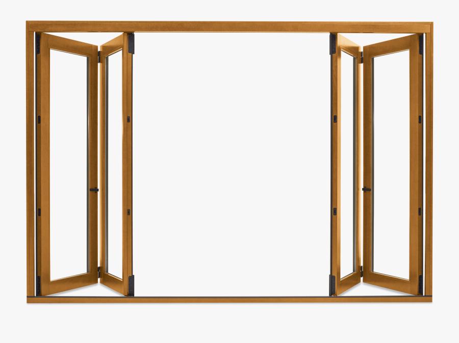 Marvin Ultimate Bifold Door, Transparent Clipart