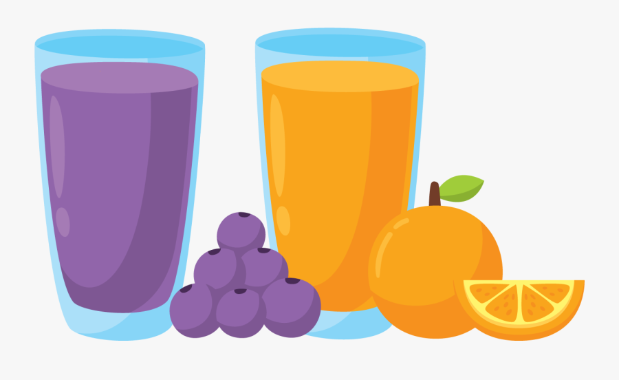 Juice Clipart Png Image - Fruit Juice Clipart, Transparent Clipart