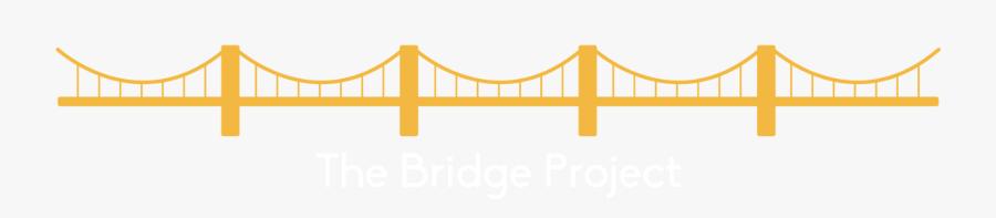 Picture - Self-anchored Suspension Bridge, Transparent Clipart