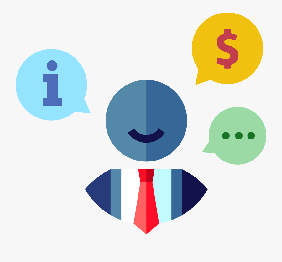 Investment Advice Icon Png, Transparent Clipart