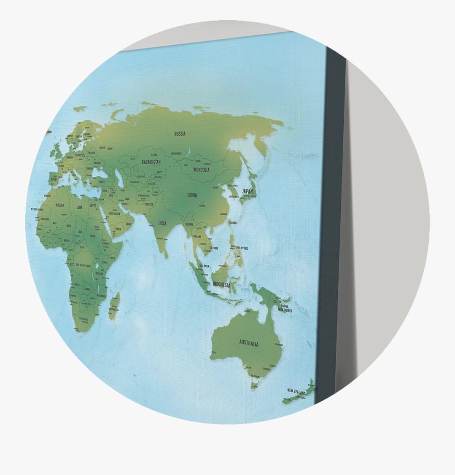 Transparent World Map Icon Png - North Korea Vs Usa ...