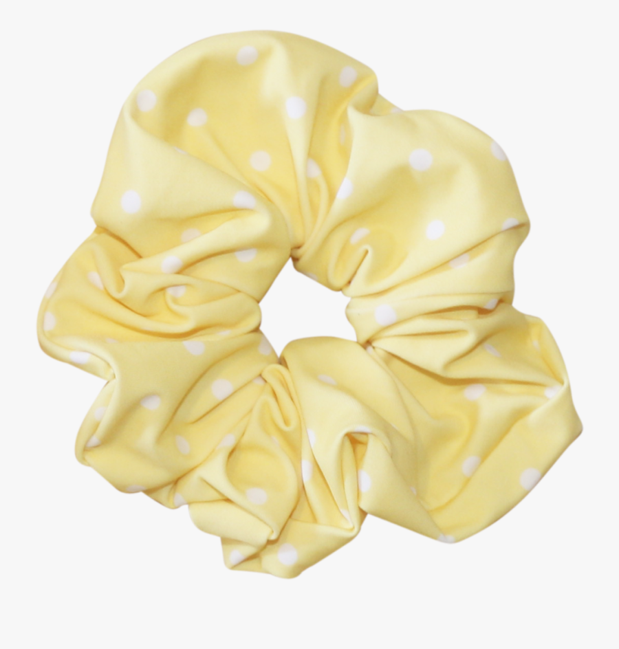 #scrunchie #png #yellow #pastel #aesthetic #tumblr - Background Yellow Aesthetic Pastel, Transparent Clipart