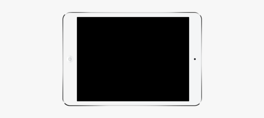 Ipad Png Mockup - Tablet Mockup Free Png, Transparent Clipart
