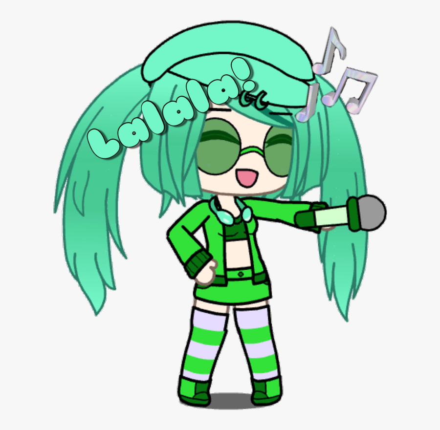 Another Gachaverse Mascot Sticker Free To Use Just - Cartoon, Transparent Clipart