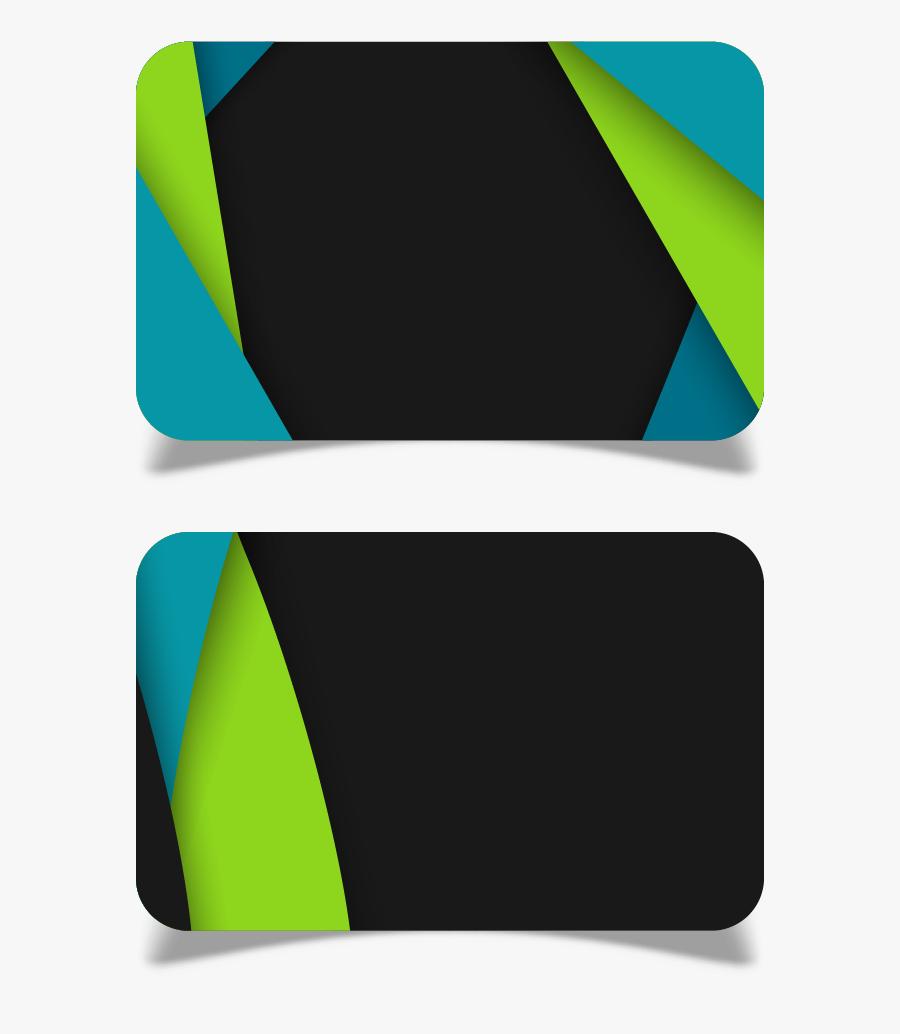 Transparent Free Clipart For Business Cards - Graphic Design, Transparent Clipart