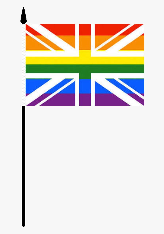 Transparent Union Jack Clipart - Peter Blake Union Jack, Transparent Clipart