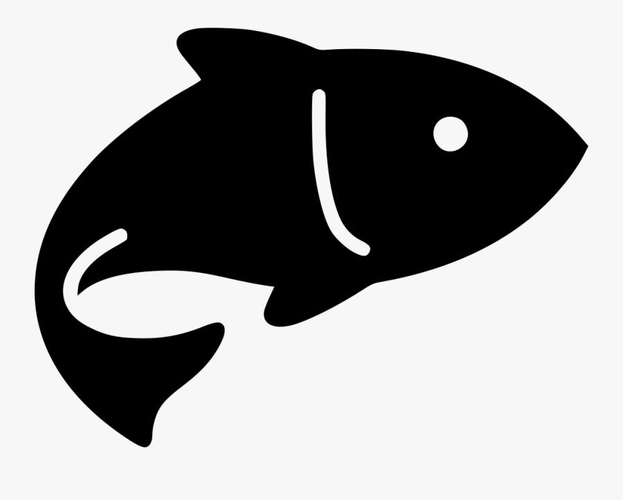 Fishing Computer Icons Pescheria Lu Viaggiant Clip - Fish Clipart Simple Transparent Fish Logo, Transparent Clipart
