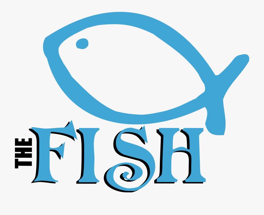 Clip Art The Logo Png Transparent - Fish Logo Vector Png, Transparent Clipart