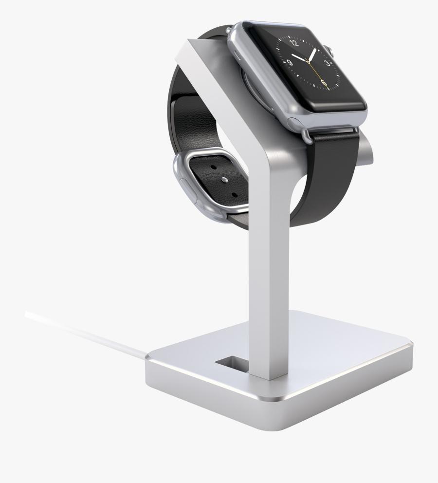 Transparent Apple Watch Clipart - Apple Watch Series 3 38mm Rose Gold Aluminum, Transparent Clipart