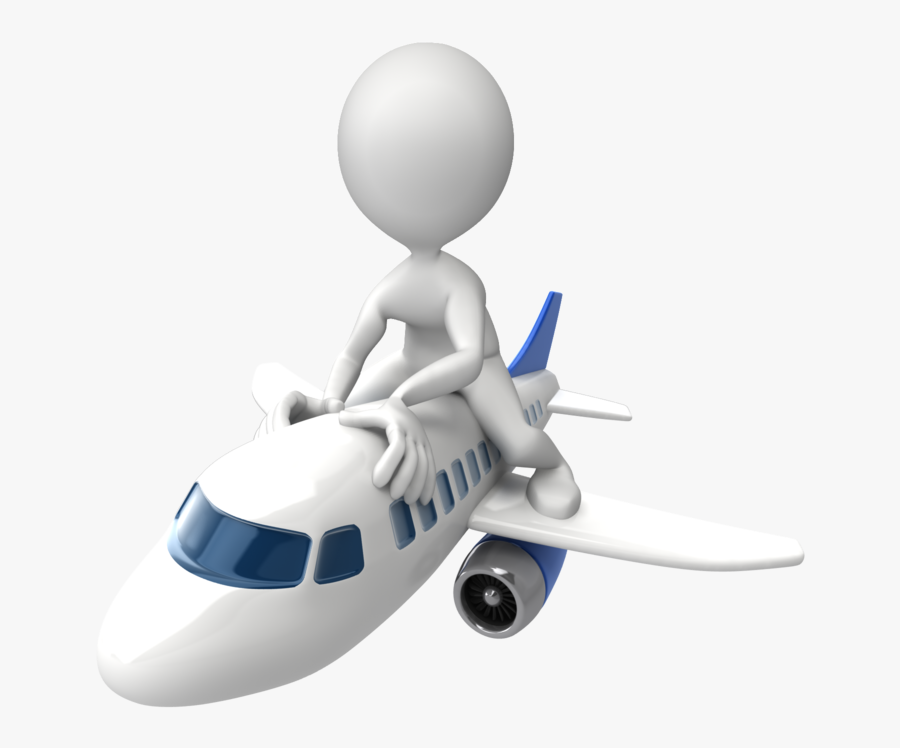 One Way Airplane Tickets - Do You Need Requirements, Transparent Clipart