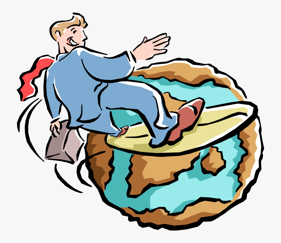 More In Same Style Group - Surfing The World Wide Web, Transparent Clipart